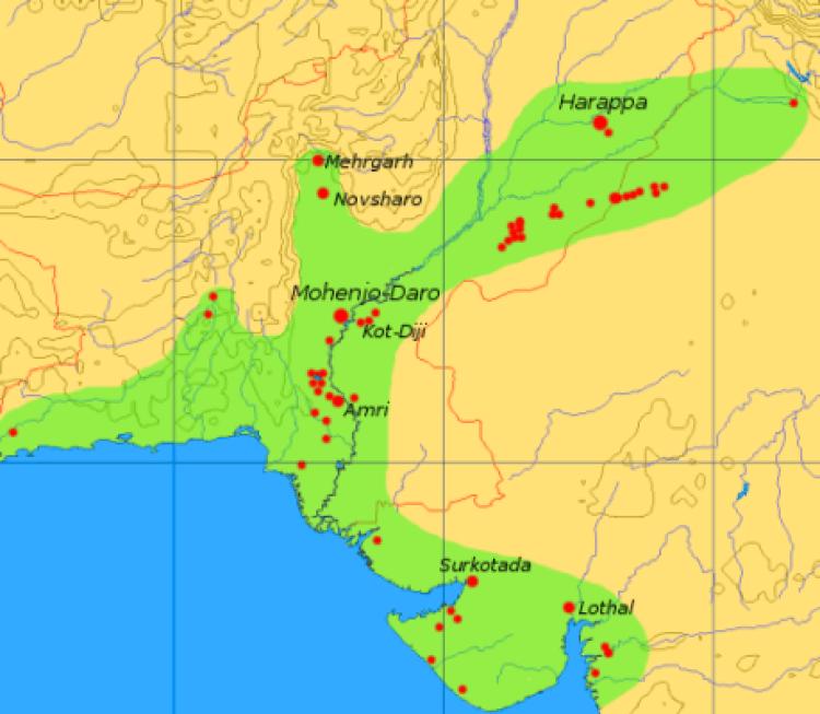 Hindu valley civilization