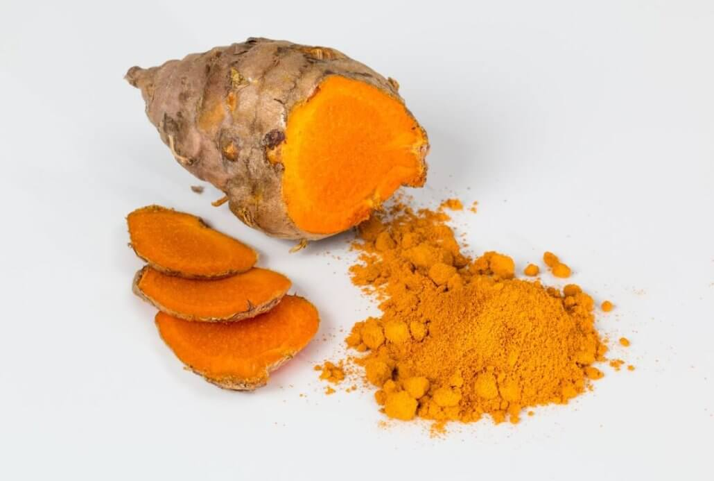 Indian food Turmeric
