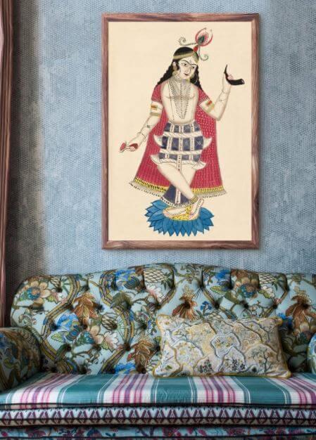 Balarama God Painting