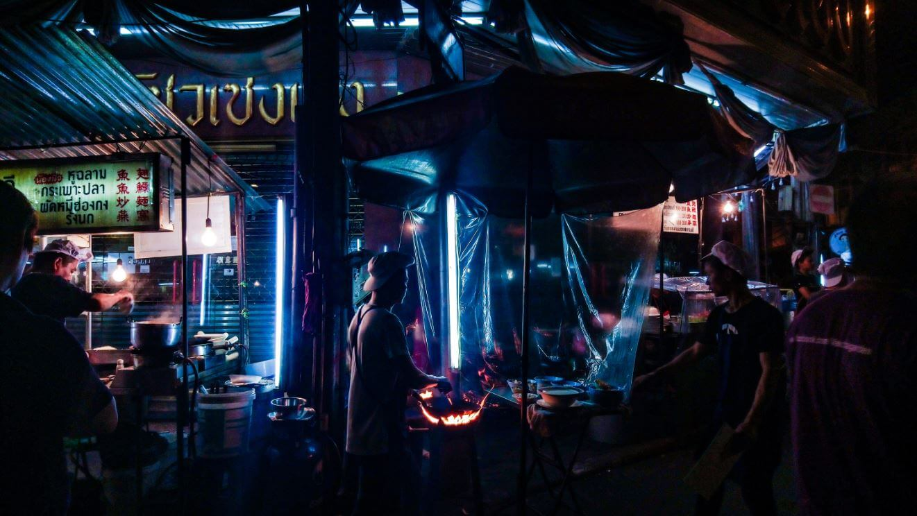 Bangkok bars in Thailand
