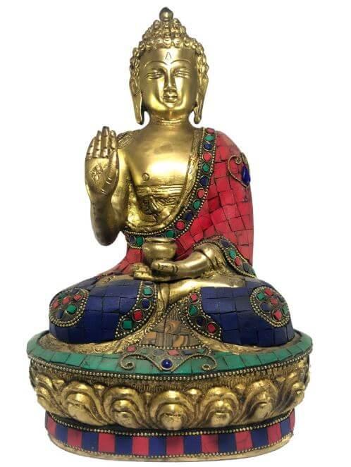 Buddha statue large
