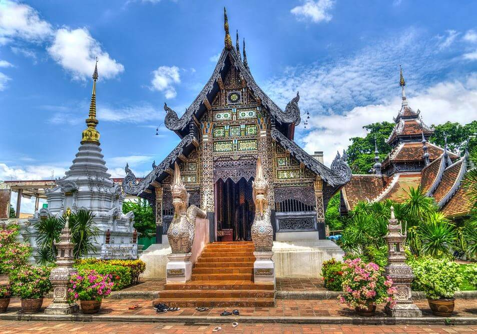 Travel to Chiang Mai - Wat Phra Singh