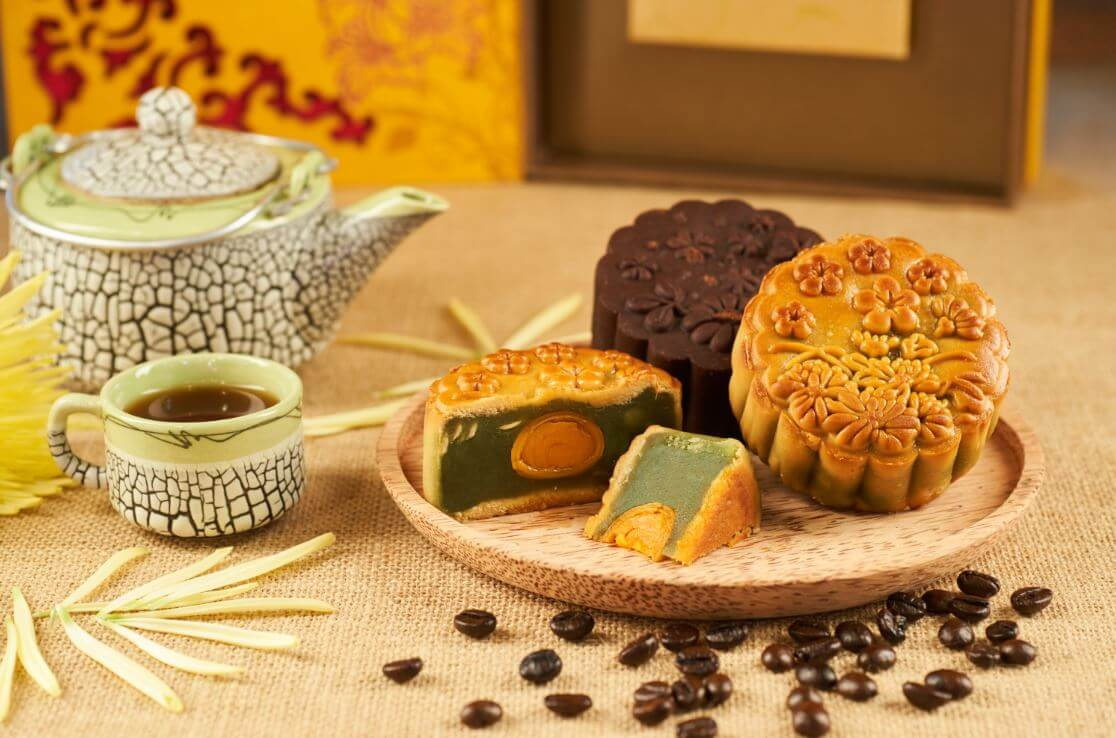 China holiday - mid-autumn festival