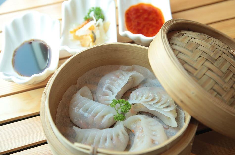 Chinese new year dish