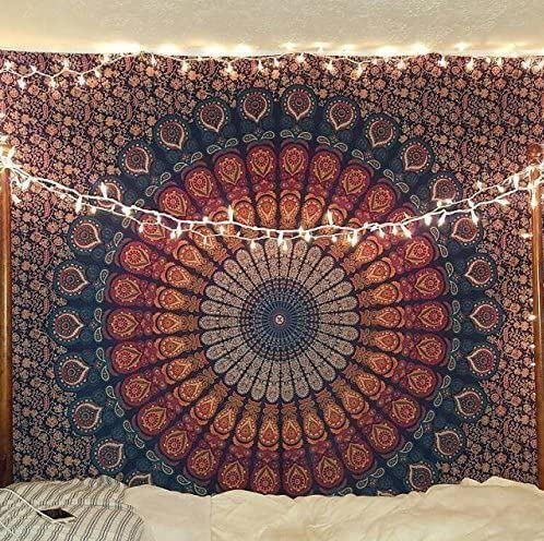 Dharma mandala tapestry