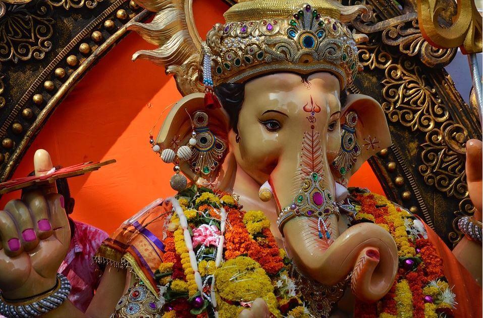 Ganesh Hindu god