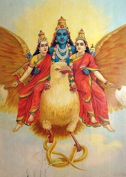 Garuda symbol