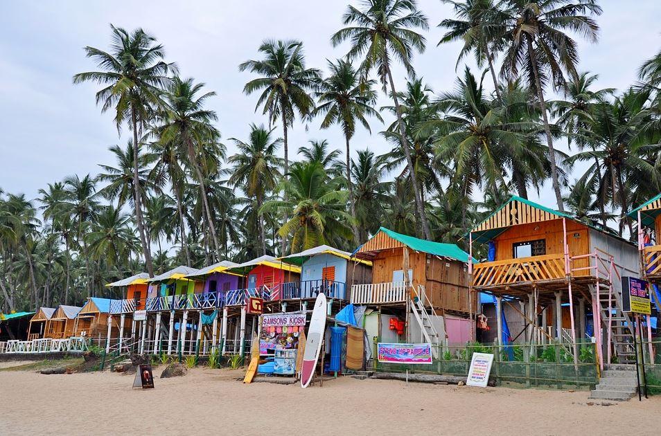 Goa beach photos