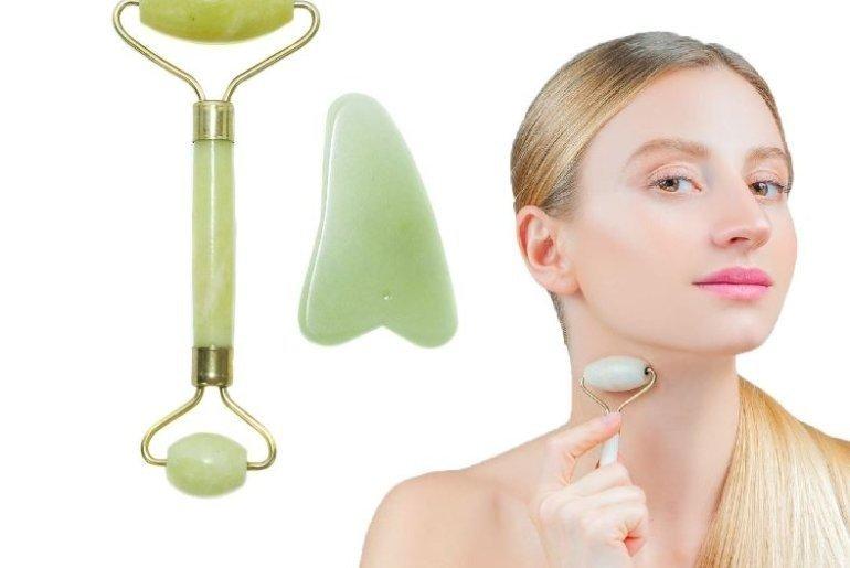 Guasha massage face massage tool