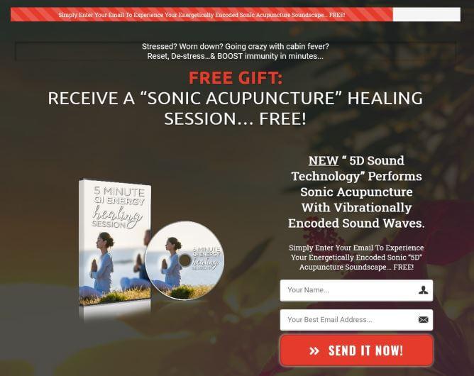 Healing sound