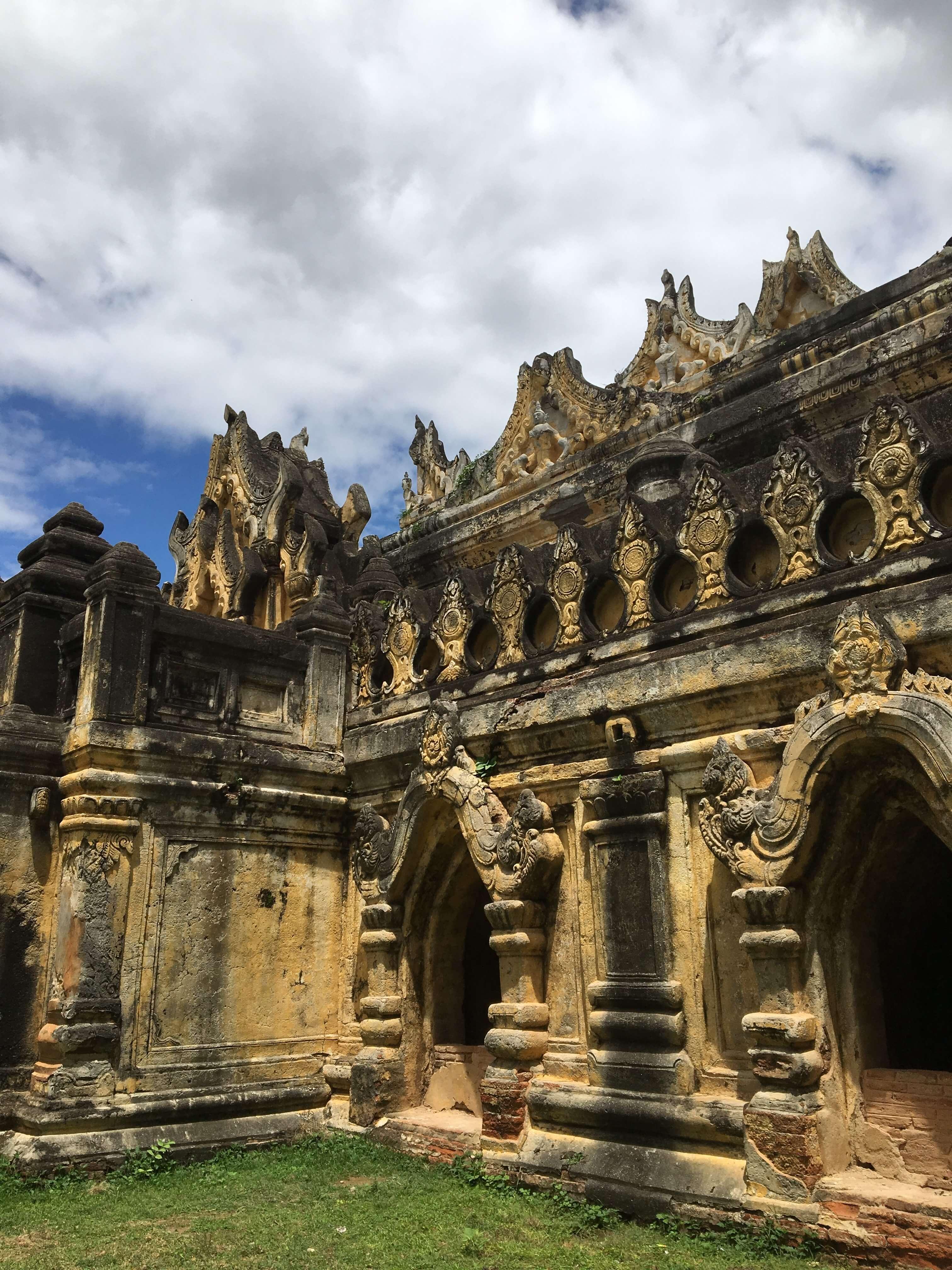 Maha Aung Pagoda, Myanmar (Burma)
