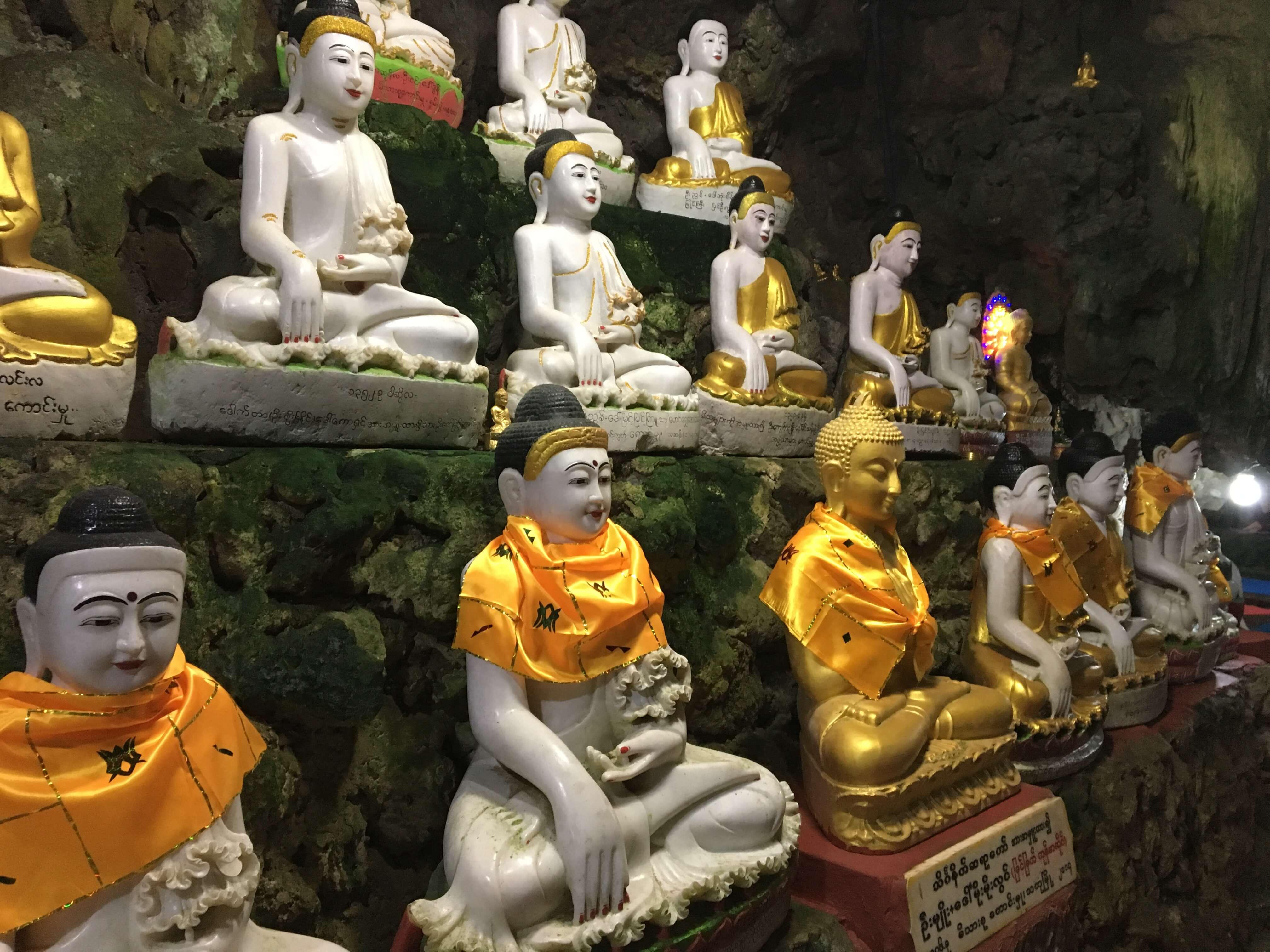 Peik Chi Myaung cave, Myanmar