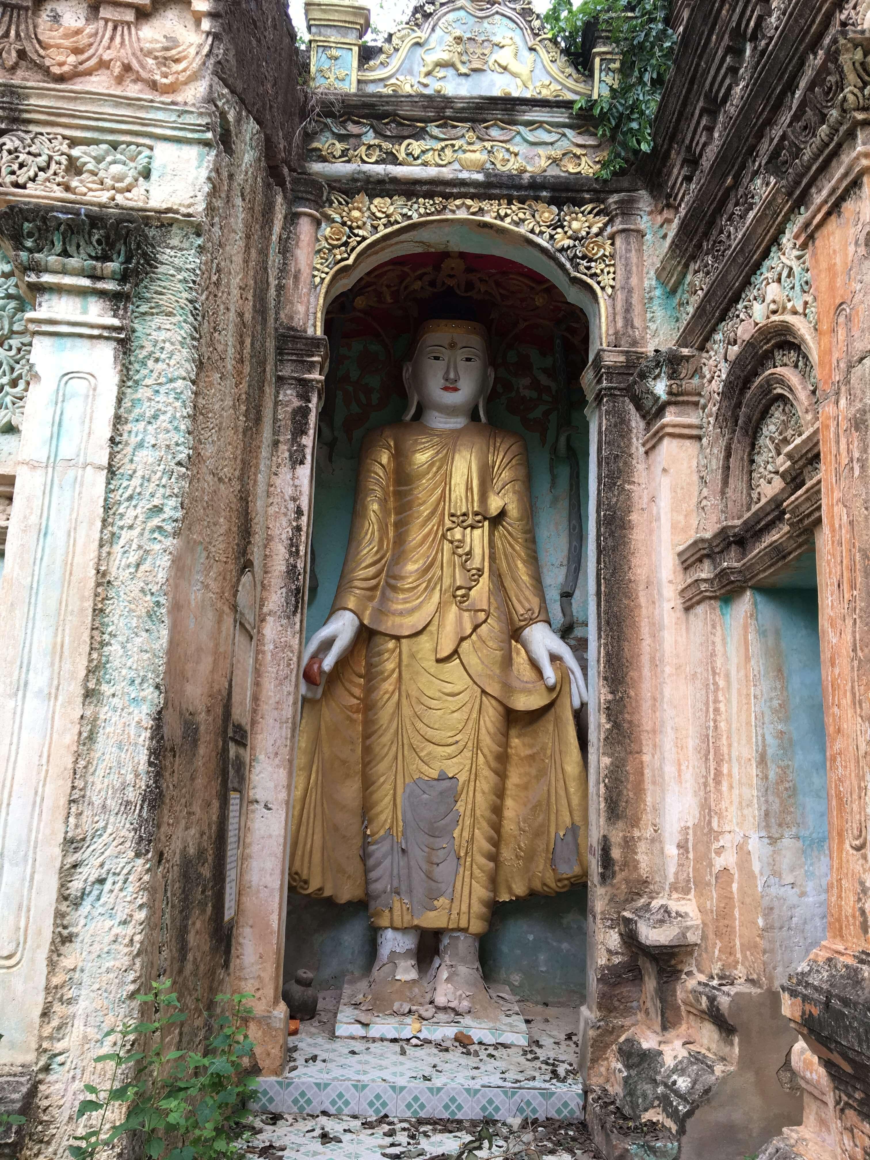Phwe win caves, Myanmar