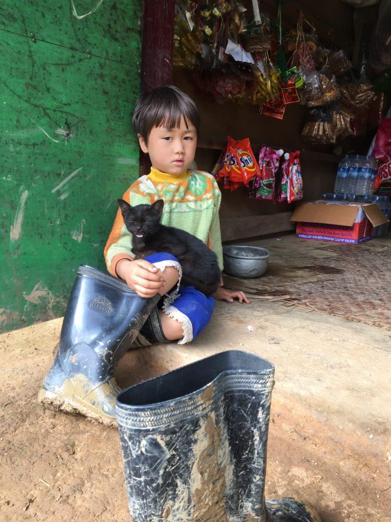 Inle lake trek, Burma