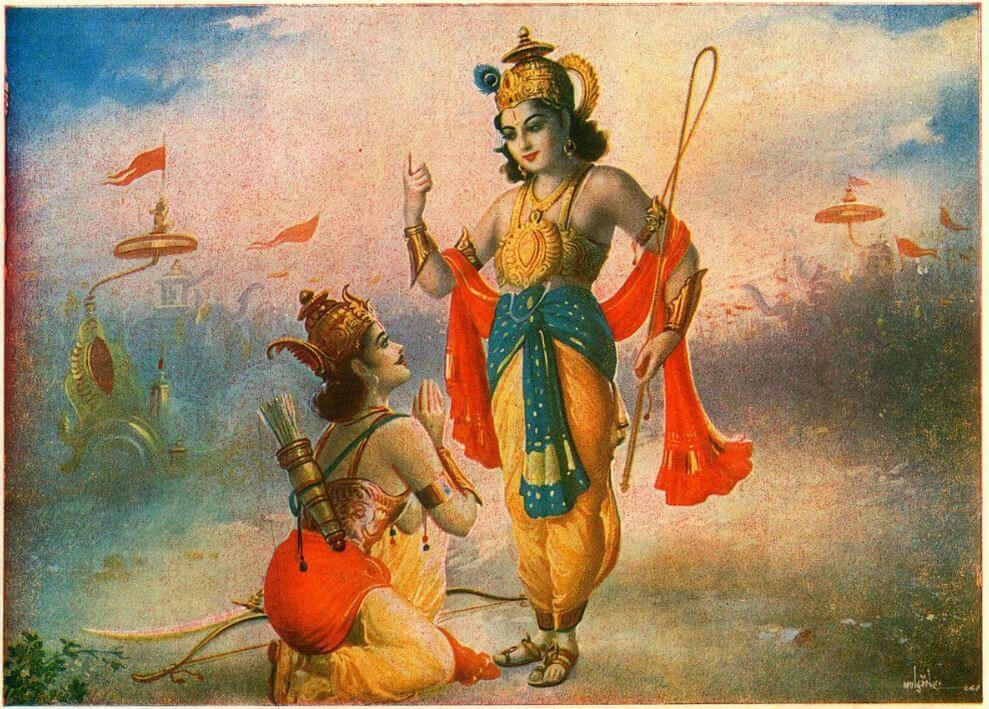 Indian gods - Lord Krishna