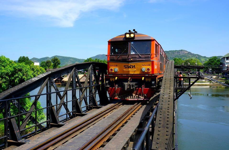 Kanchanaburi Thailand travel