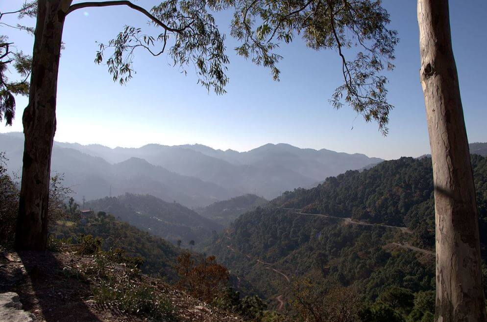 Travel to Kasauli, Himachal Pradesh