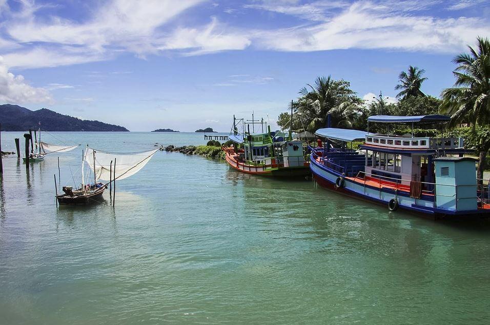 Kph Chang Island