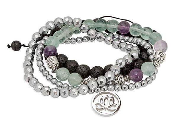 Lotus bracelet gift