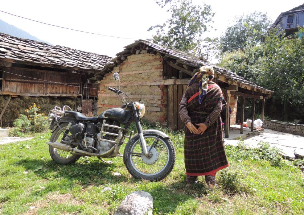 Travel to Manali India