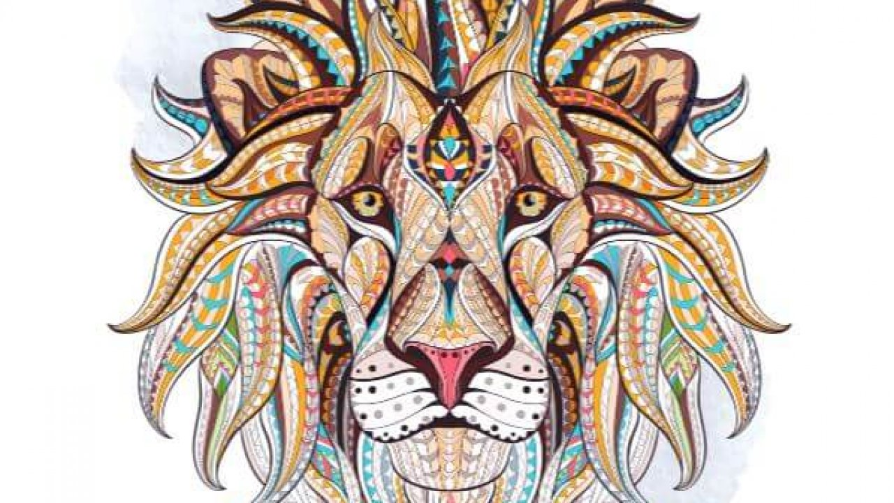 Mandala Animals Coloring Pages For Relaxation And Peacefulness