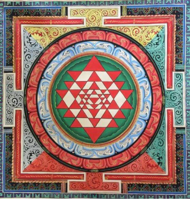 mandala designs and meaning
