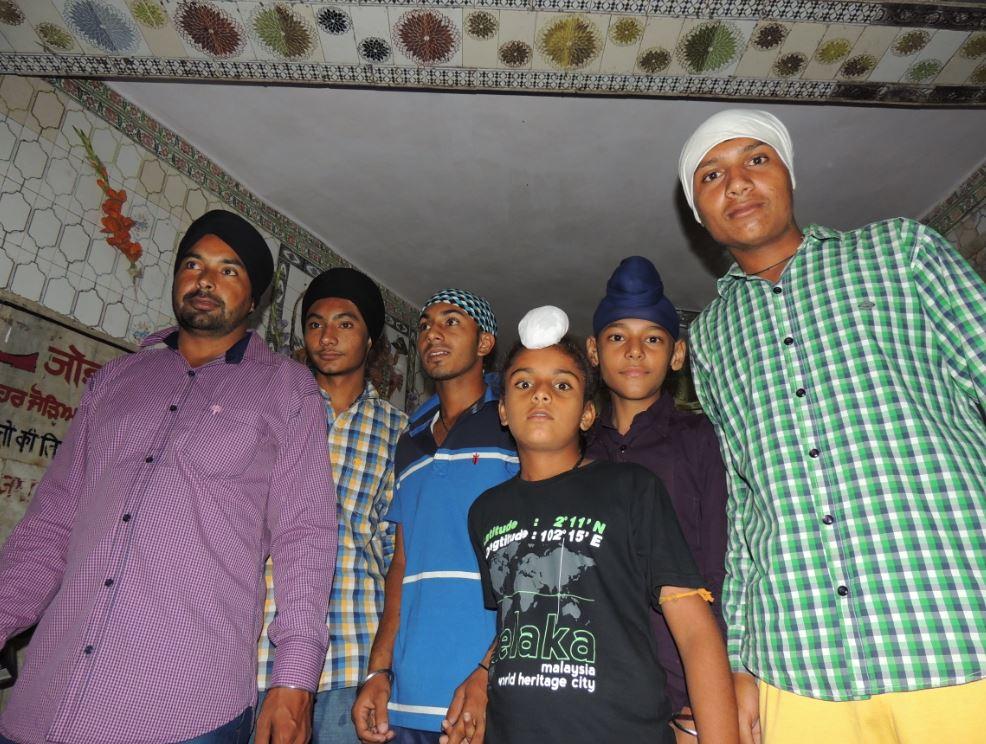 Sikh in Manikaran