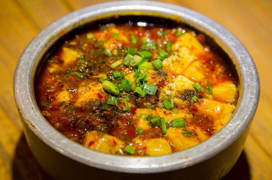 Mapo Tofu China food culture
