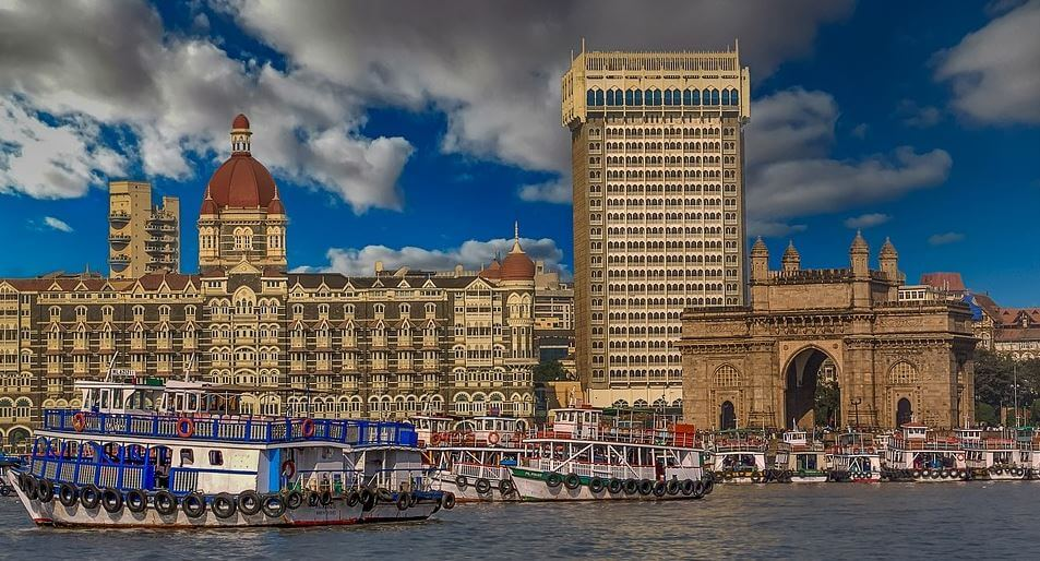 Mumbai, the gate of India