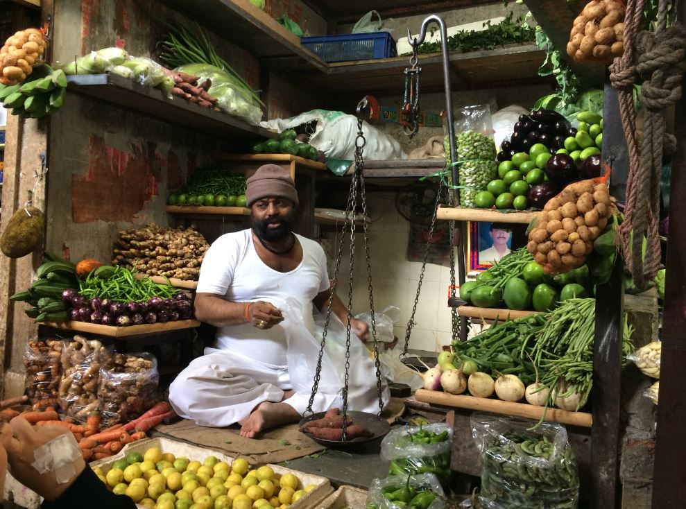 Mumbai's market