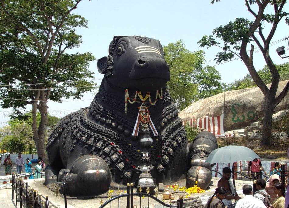 Nandi Hindu symbol