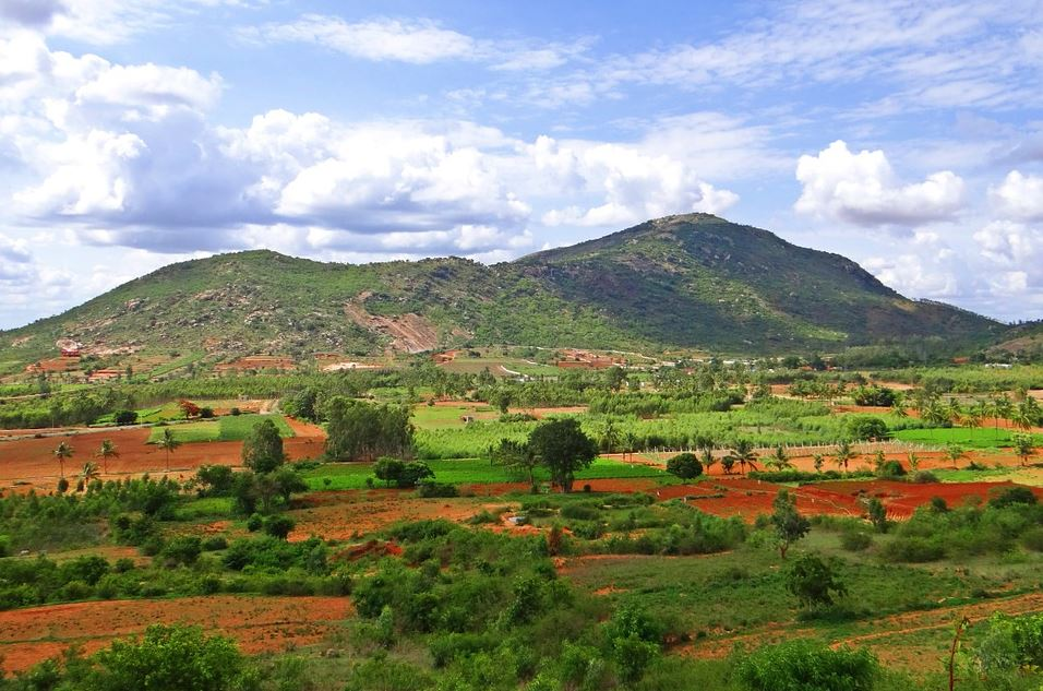 Nandi hills images - Bengaluru - India