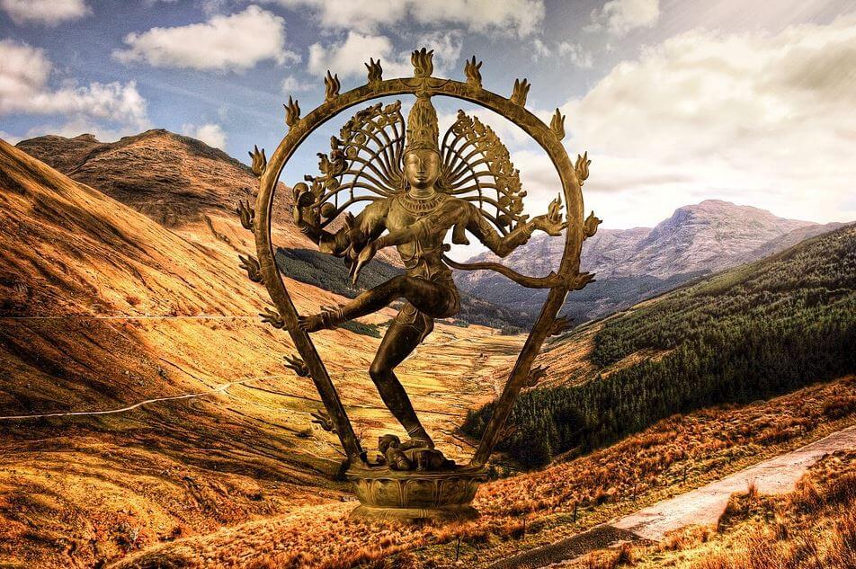 Nataraja Hindu symbol