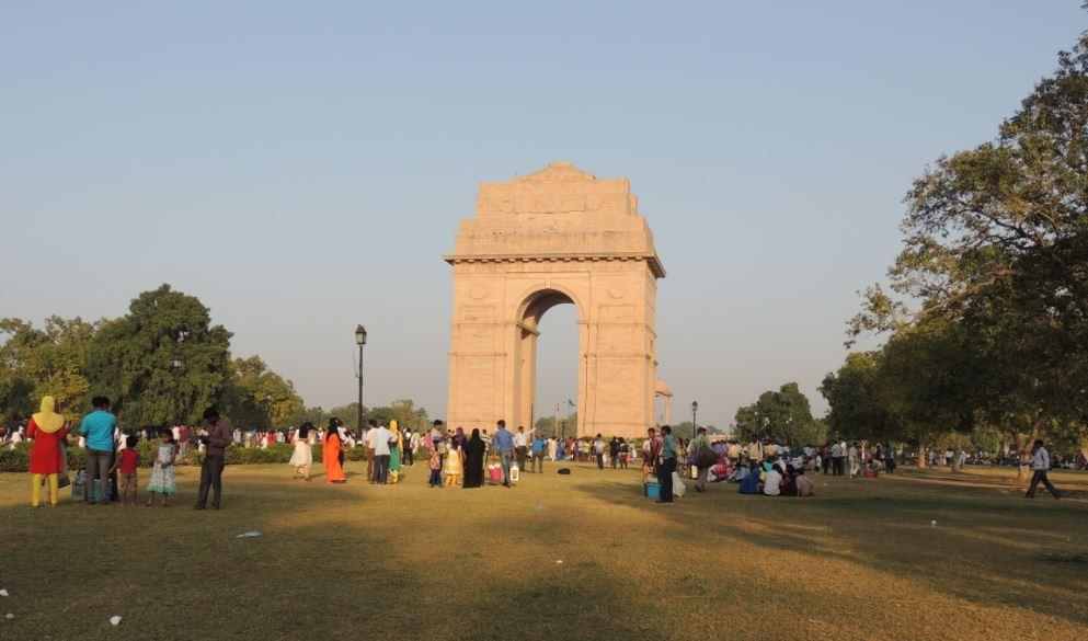 New Delhi state