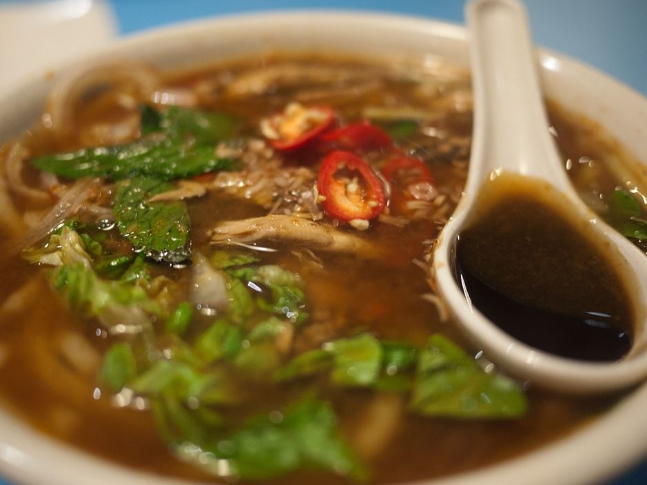 Panang Thai dish
