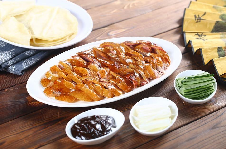 Chinese cuisine Pecking duck