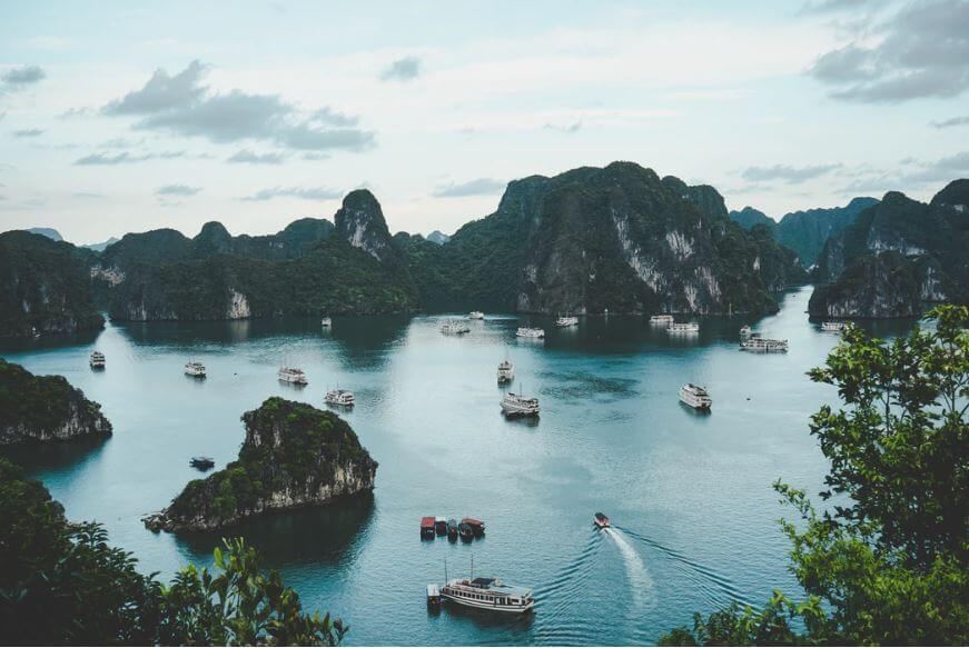 Requirements for travel to Vietnam