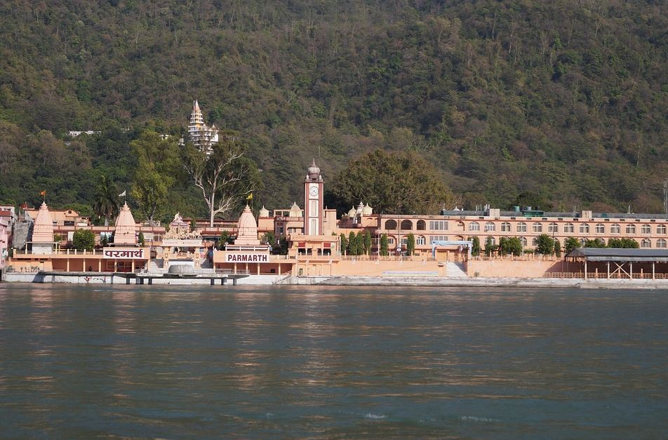 Rishikesh ashram