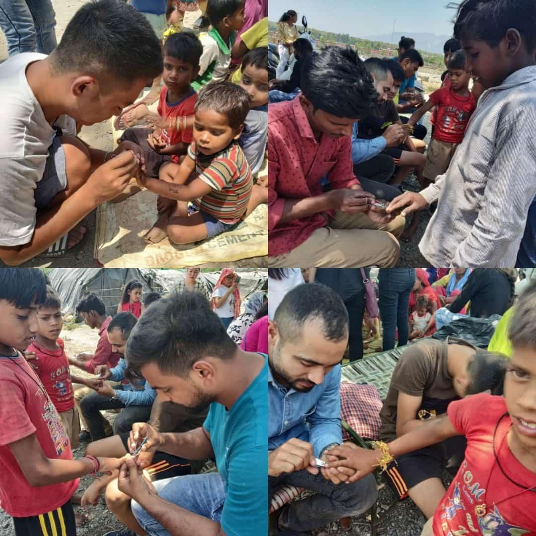 Building Dreams Foundation in Rural India