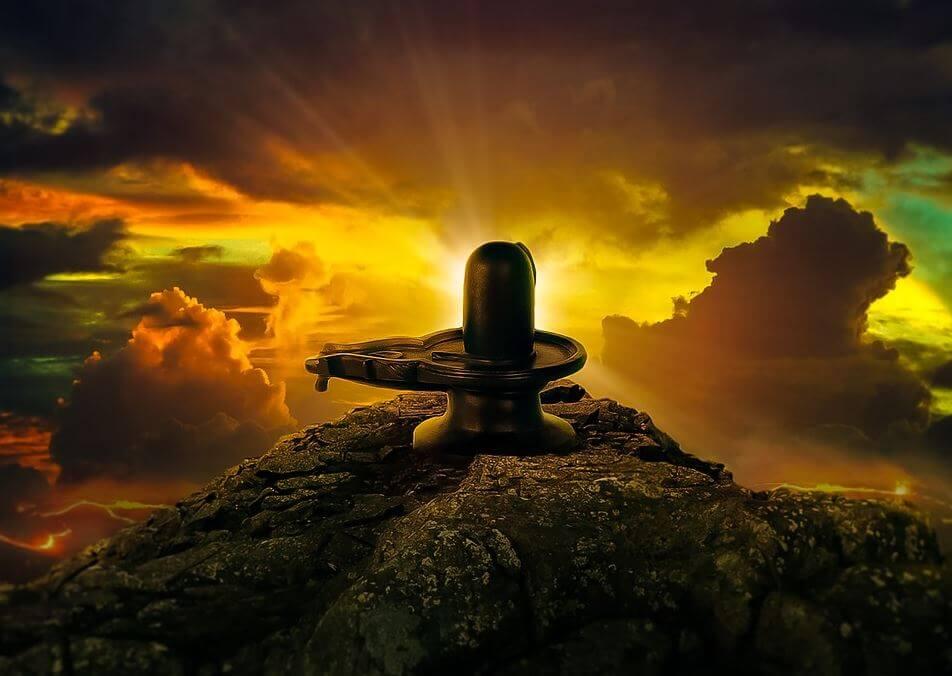 Shiva Linga symbol