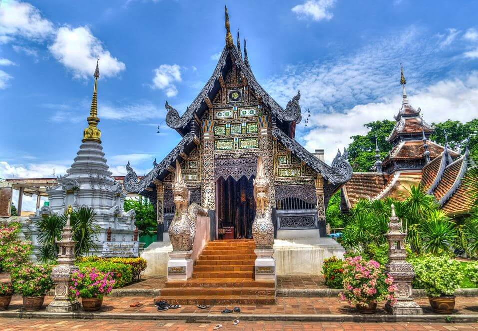 Solo travel to Thailand