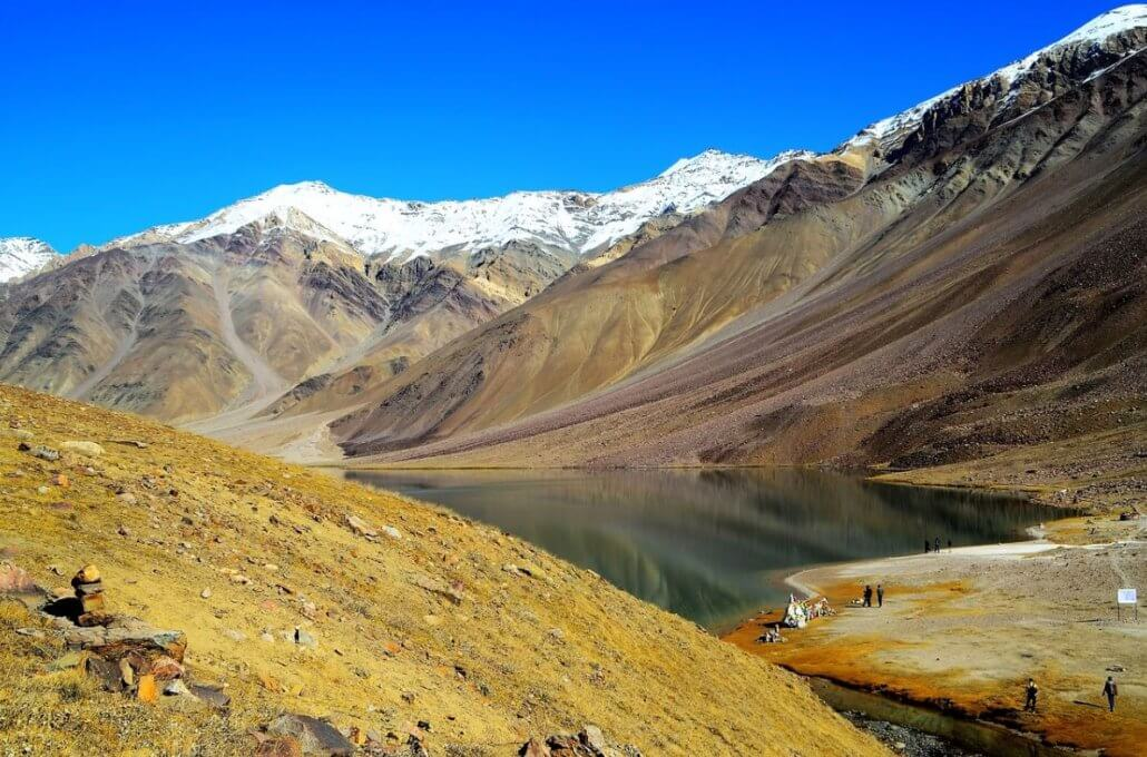 Travel to Spiti, India
