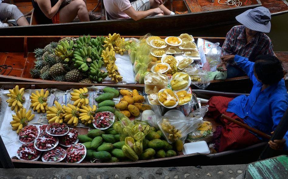 Thai cuisine information