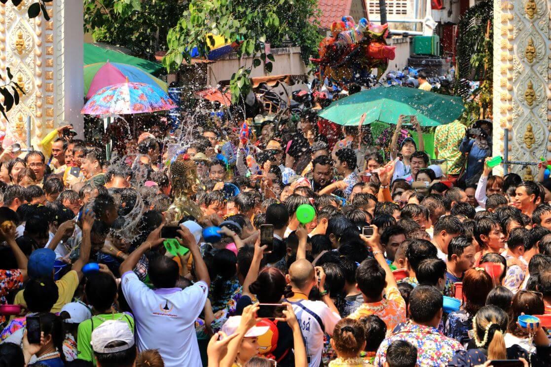Thailand festivals - Songkran