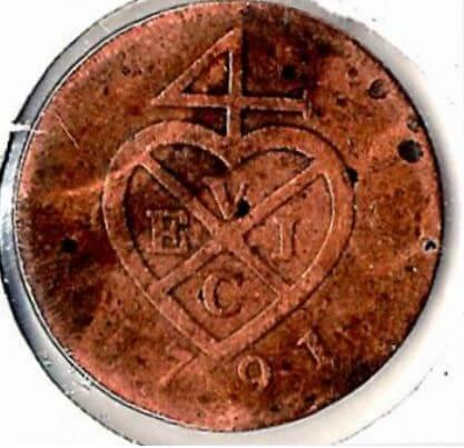 The merchant mark of East India company