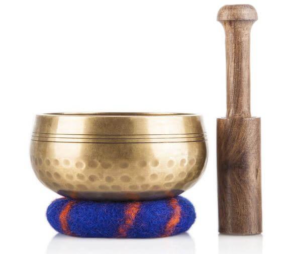 Tibetan siging bowl