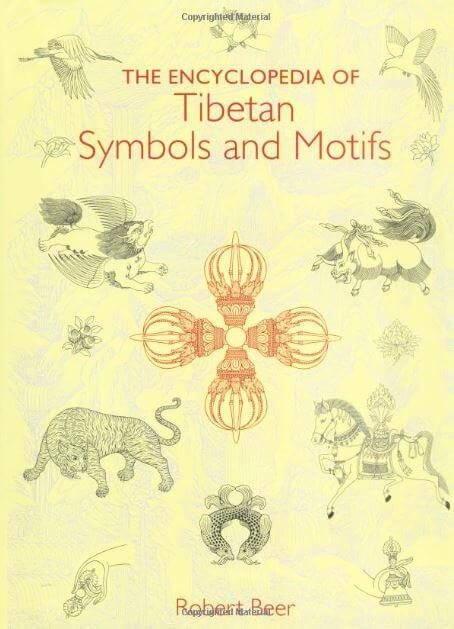 Tibetan symbols book