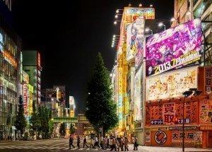 Best nightlife Tokyo