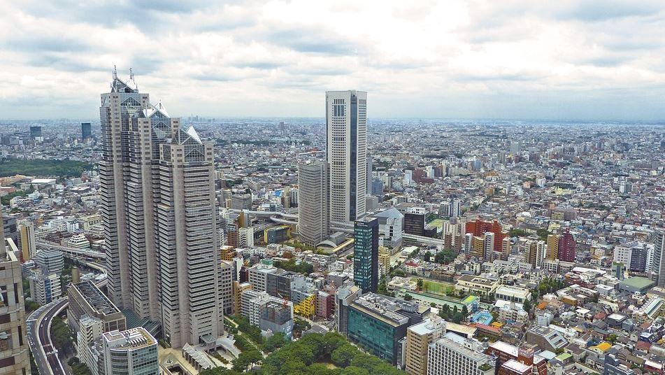 Tokyo travel alone