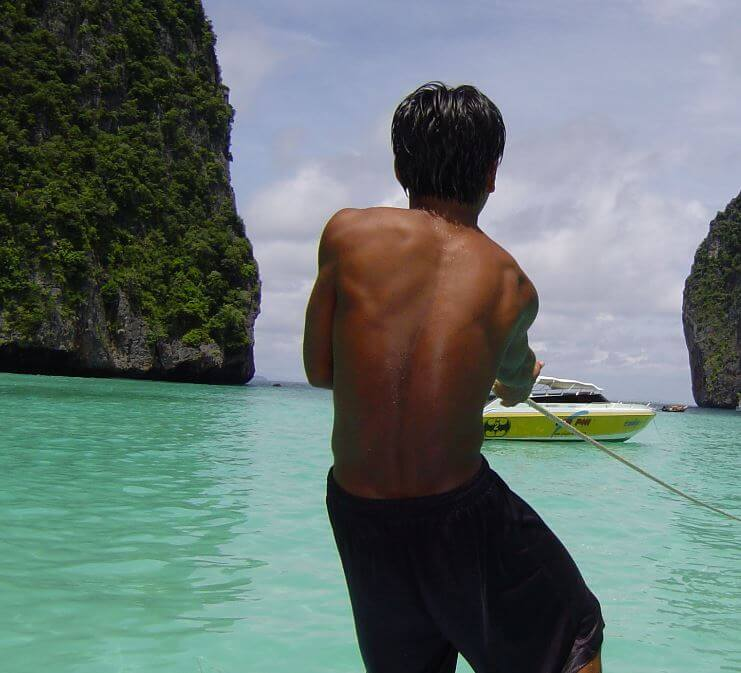 Travel to Koh Phi Phi